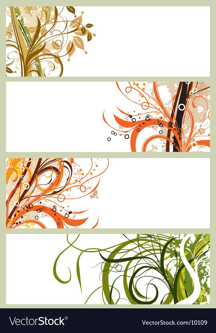 Plant design vector | Price: 1 Credit (USD $1)