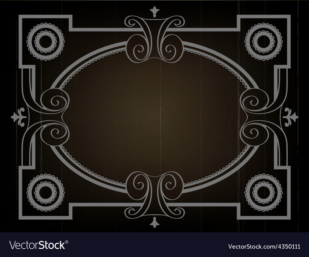 Old movie background vector | Price: 1 Credit (USD $1)