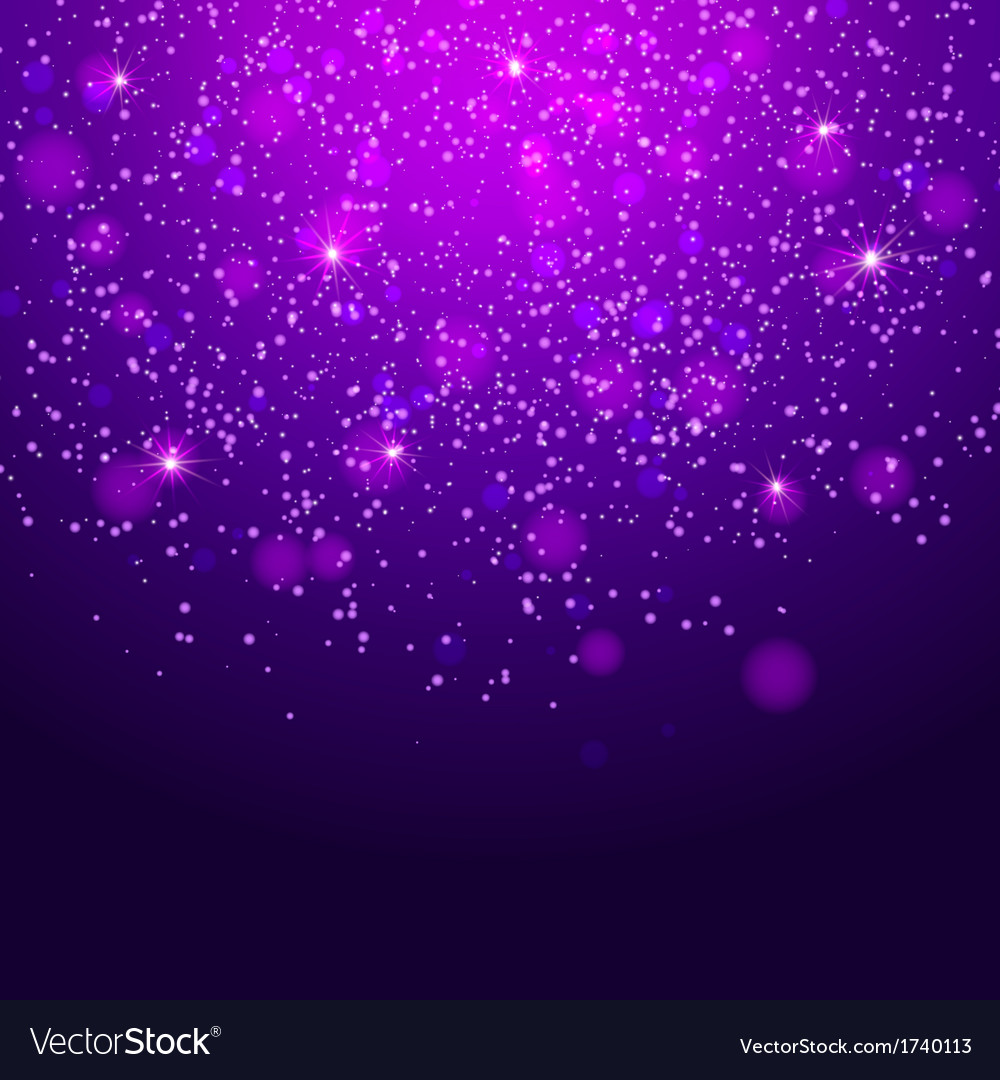 Abstract magic bokeh background vector | Price: 1 Credit (USD $1)