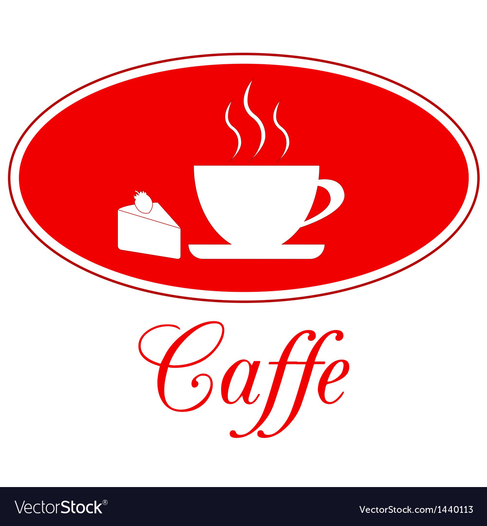 Caffee design vector | Price: 1 Credit (USD $1)