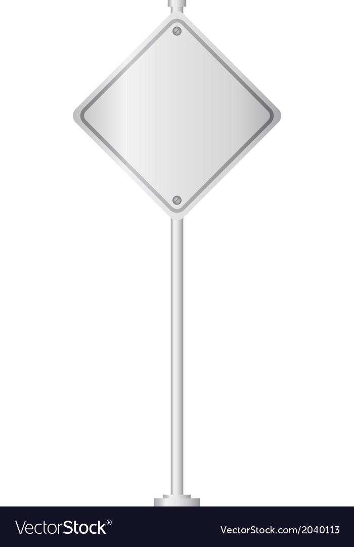 Metal signpost vector   Price: 1 Credit (USD $1)