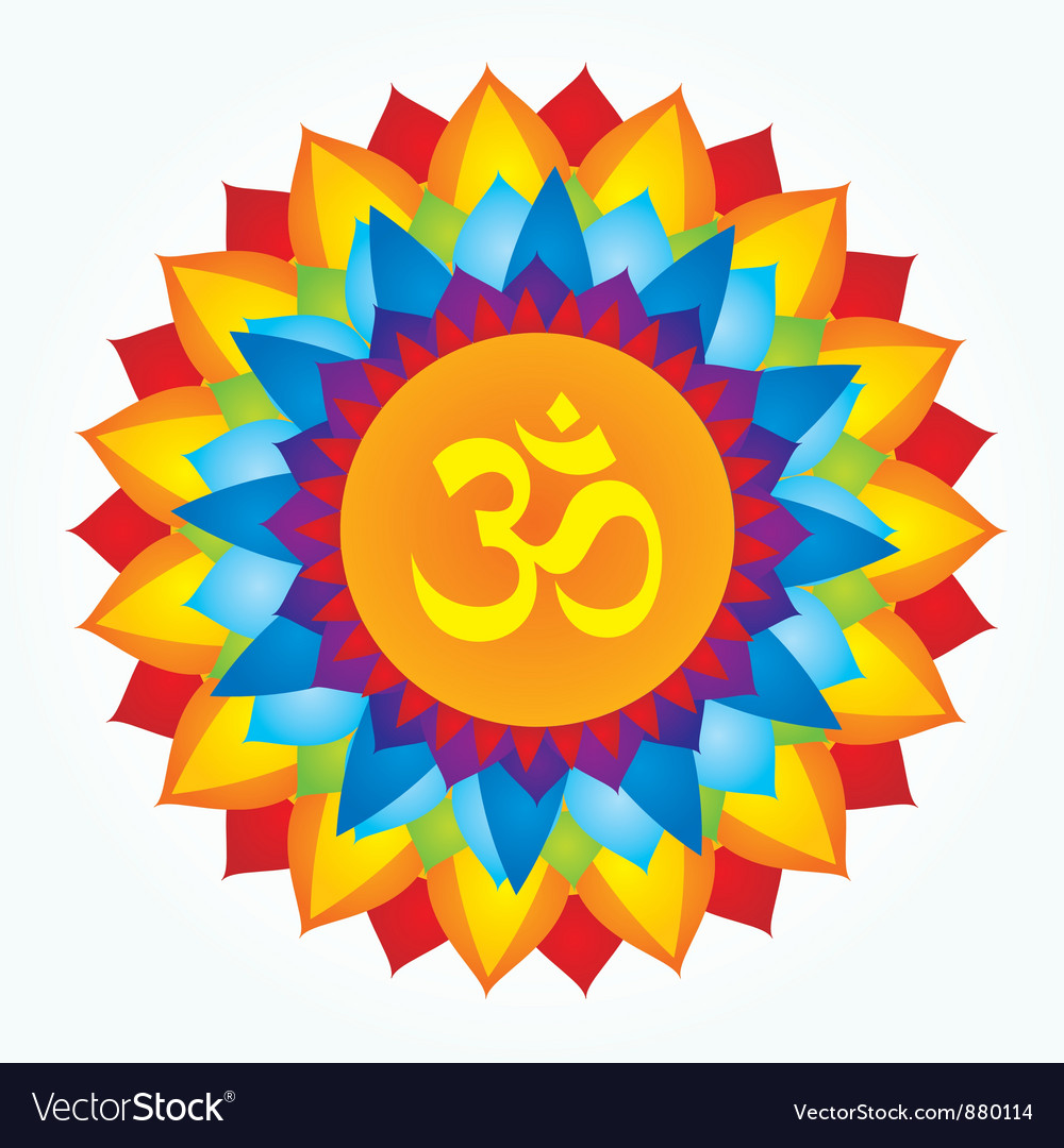 Om design vector | Price: 1 Credit (USD $1)