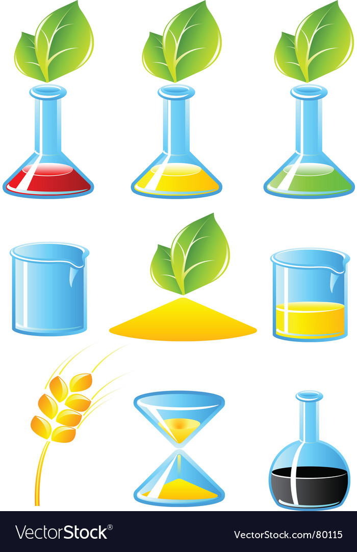 Test tubes vector | Price: 1 Credit (USD $1)