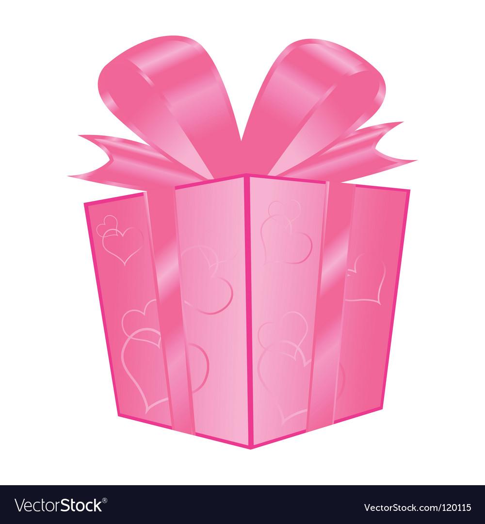 Valentines gift vector | Price: 1 Credit (USD $1)