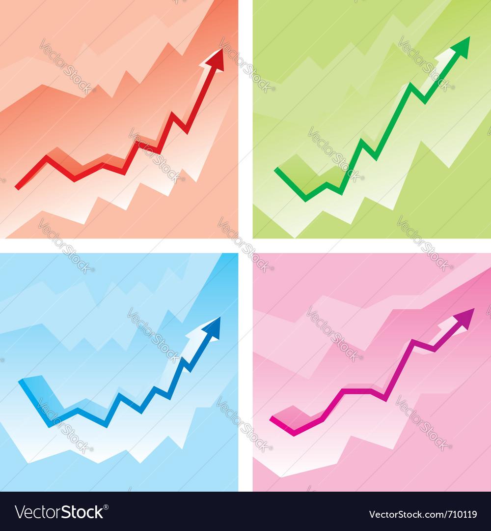 Set of arrows vector | Price: 1 Credit (USD $1)