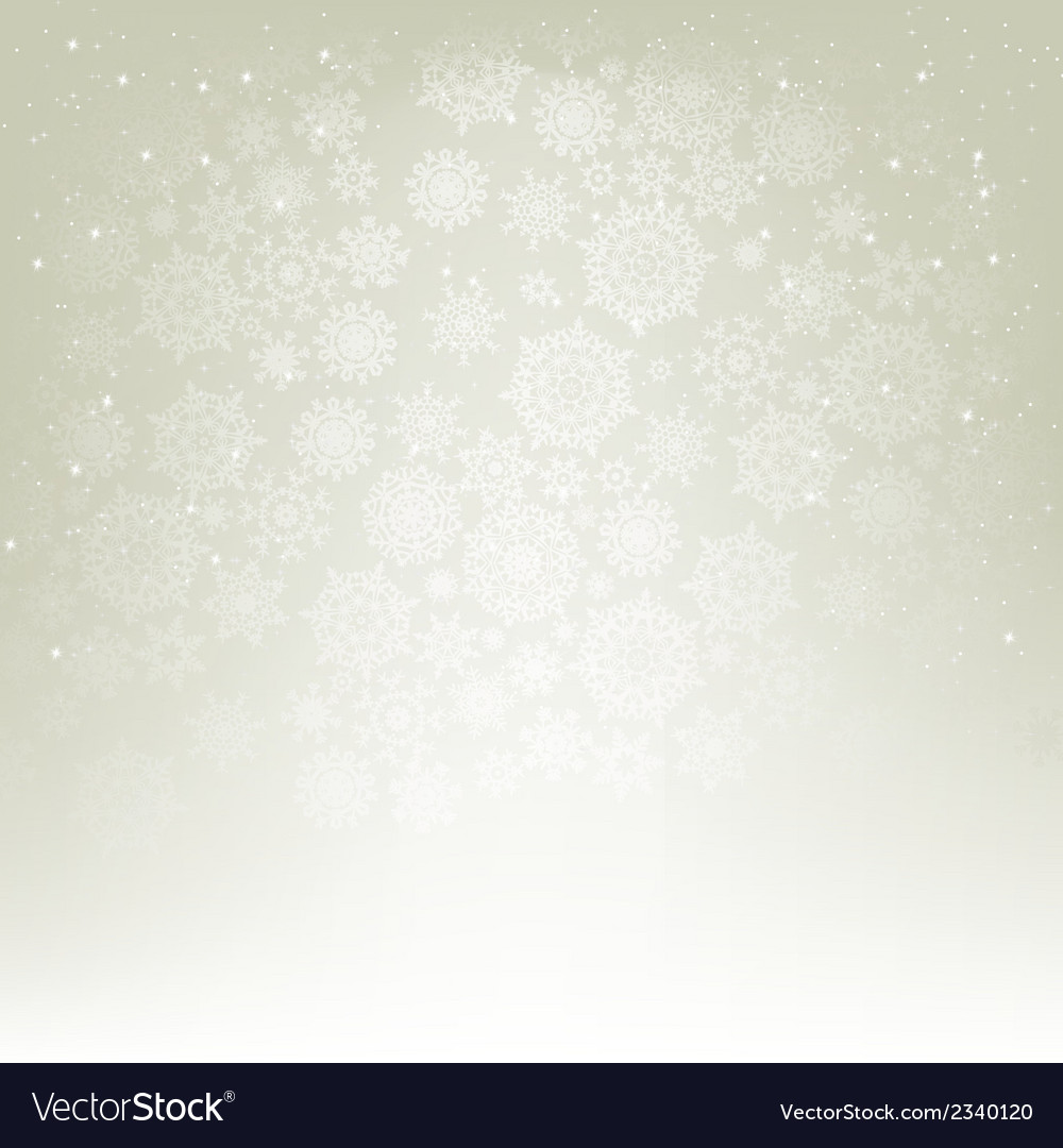 Elegant christmas with copy space eps 8 vector | Price: 1 Credit (USD $1)