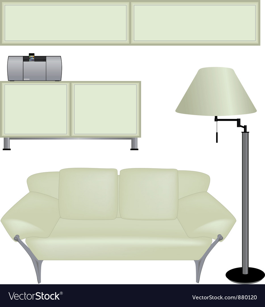 Furniture vector   Price: 1 Credit (USD $1)