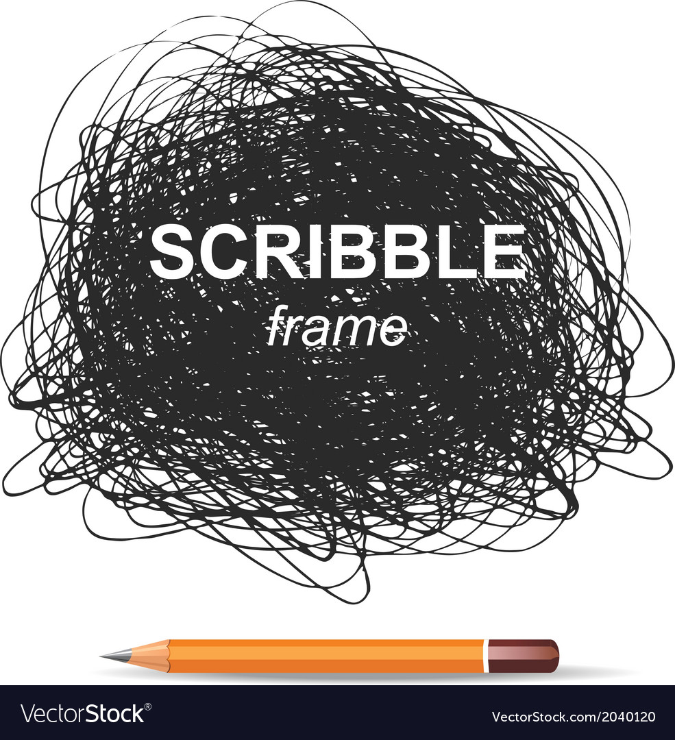 Scribble background vector   Price: 1 Credit (USD $1)