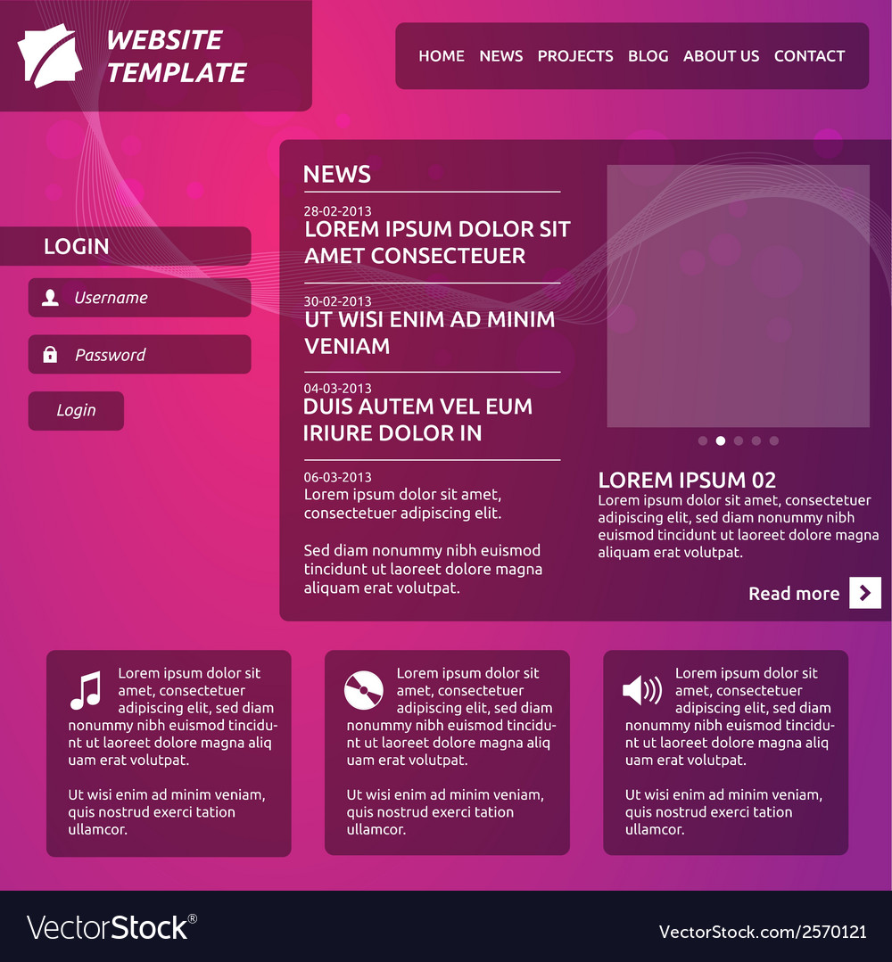 Abstract opacity website vector | Price: 1 Credit (USD $1)