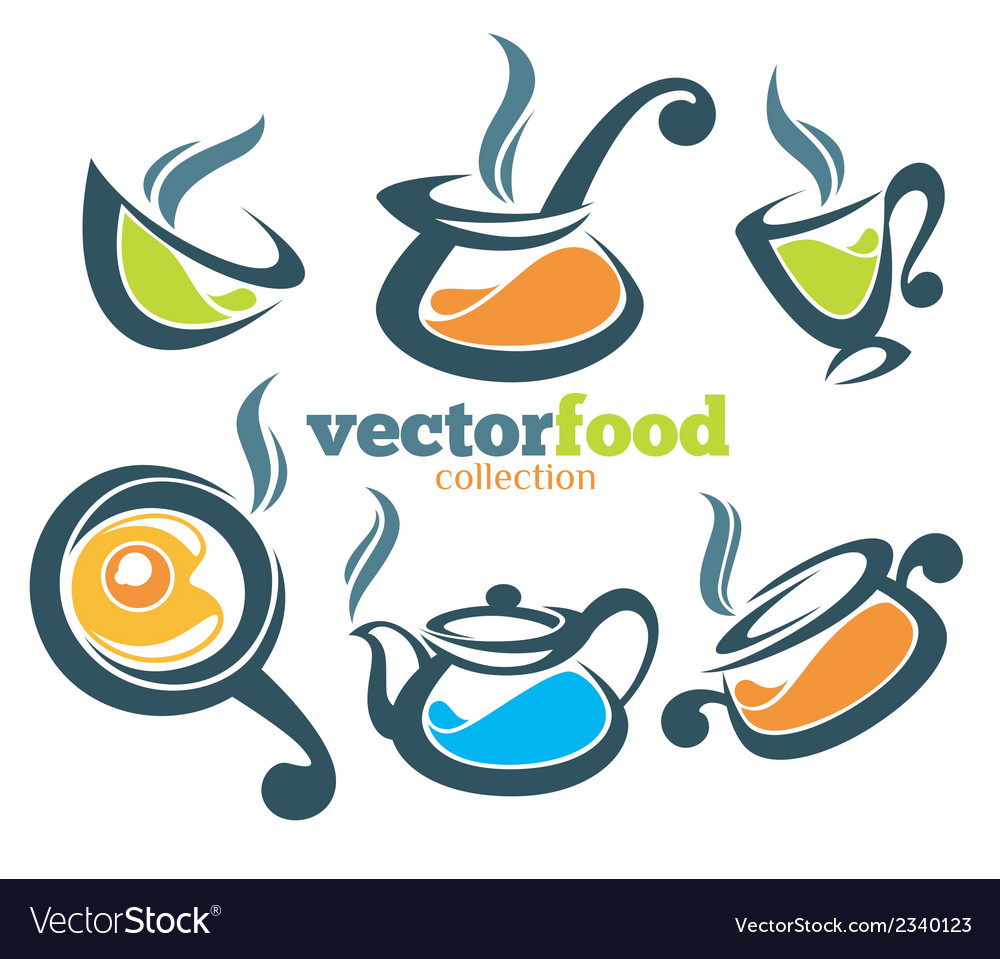 Common food collection vector | Price: 1 Credit (USD $1)