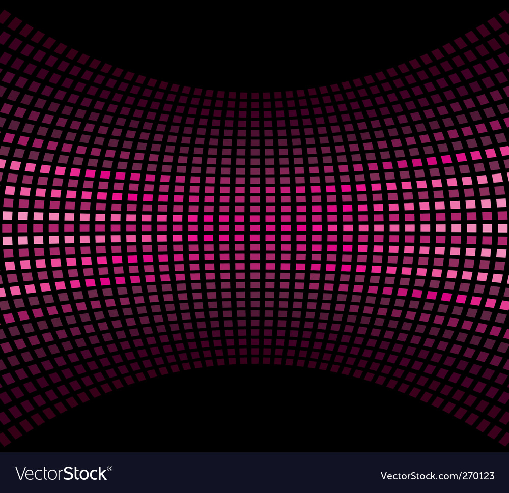 Pink black vector | Price: 1 Credit (USD $1)
