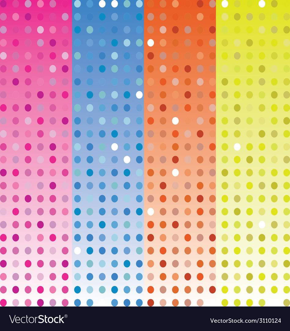 Circle colorful background vector | Price: 1 Credit (USD $1)