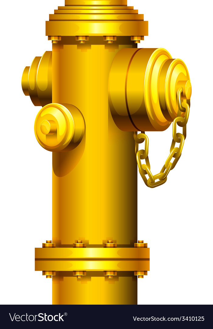 A fire hydrant vector | Price: 1 Credit (USD $1)