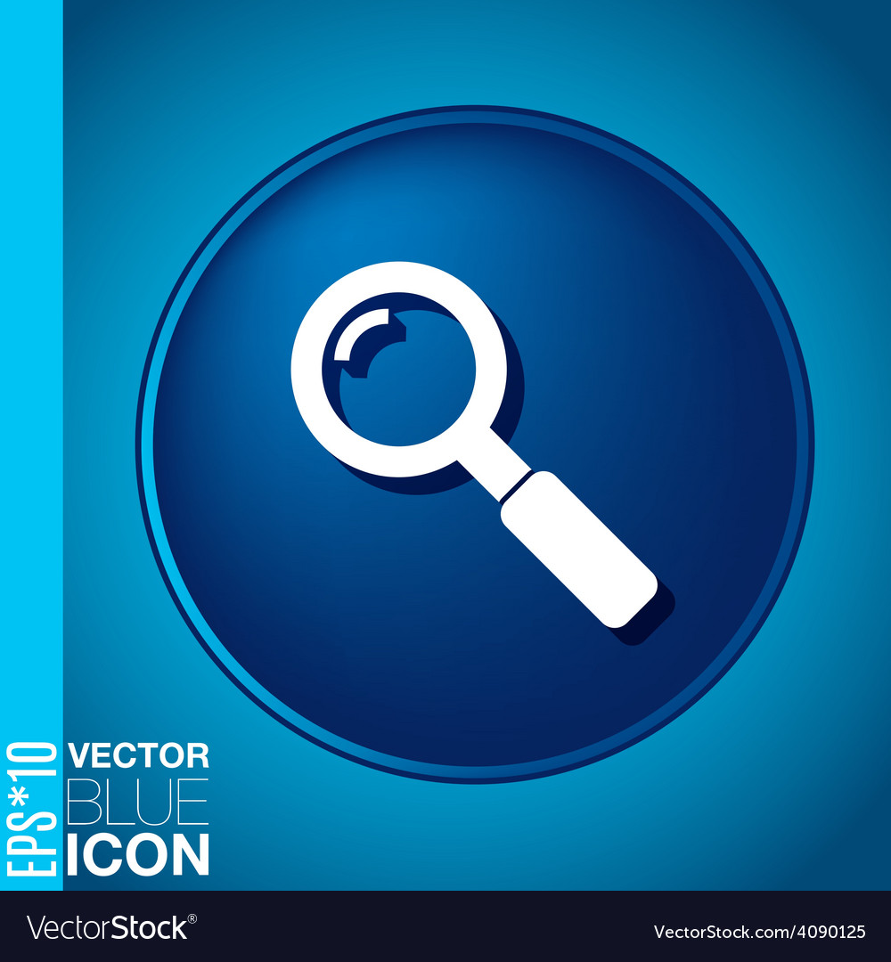 Magnifier search vector | Price: 1 Credit (USD $1)
