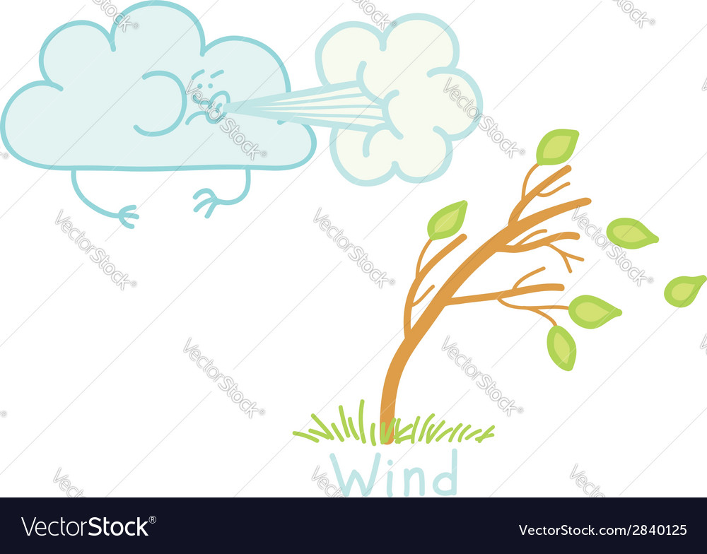 Wind vector | Price: 1 Credit (USD $1)