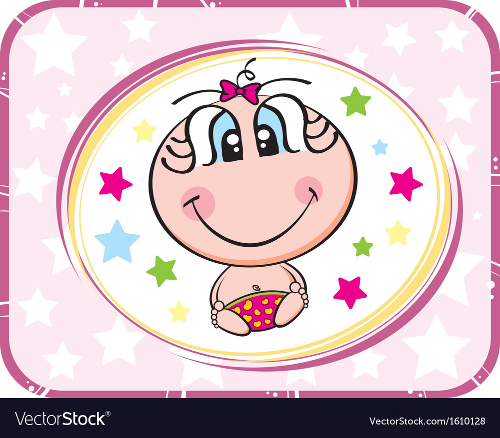 Funnybaby vector | Price: 1 Credit (USD $1)