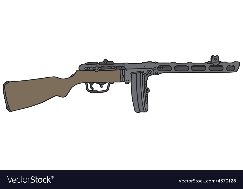 Old russian tommy vector | Price: 1 Credit (USD $1)