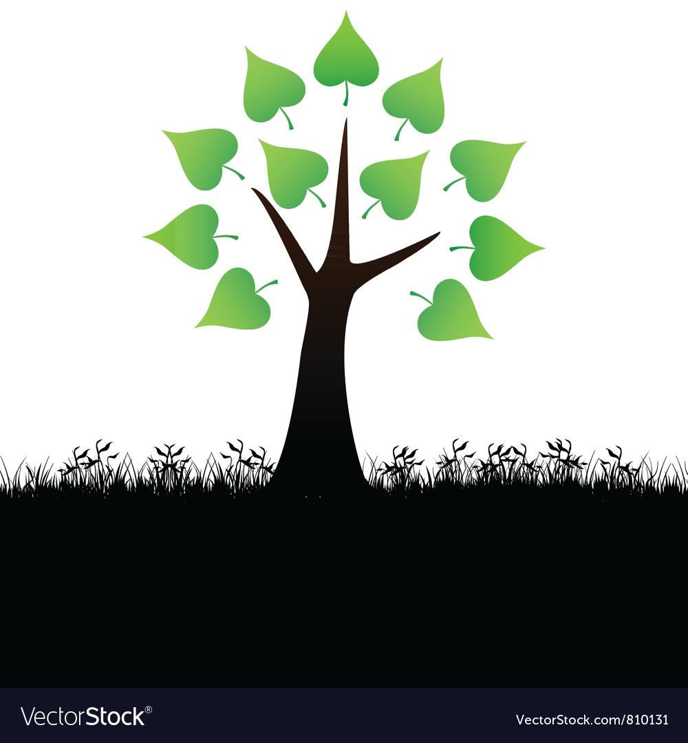 Tree vector | Price: 1 Credit (USD $1)