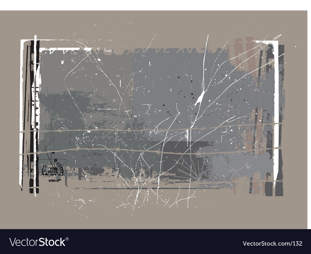 Antique grunge background vector | Price: 1 Credit (USD $1)