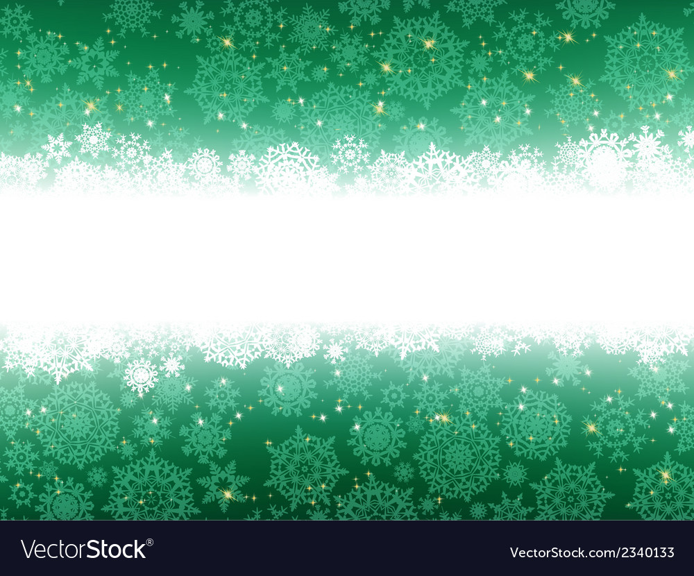 Christmas stars green stripes eps 8 vector | Price: 1 Credit (USD $1)
