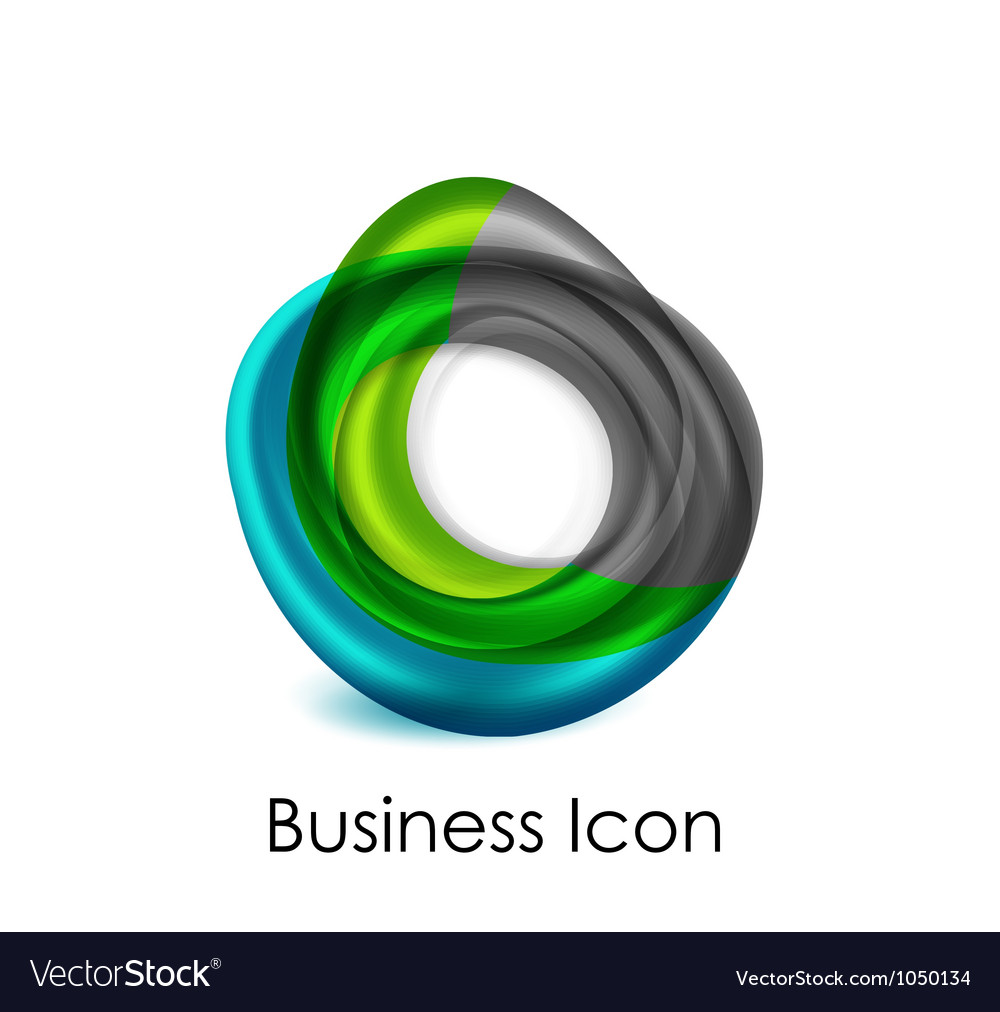 Abstract business icon vector | Price: 1 Credit (USD $1)