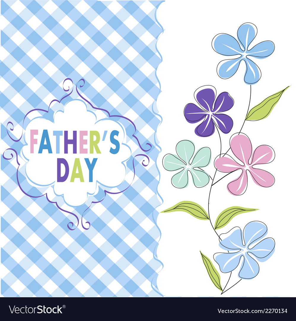 Father s day vector | Price: 1 Credit (USD $1)