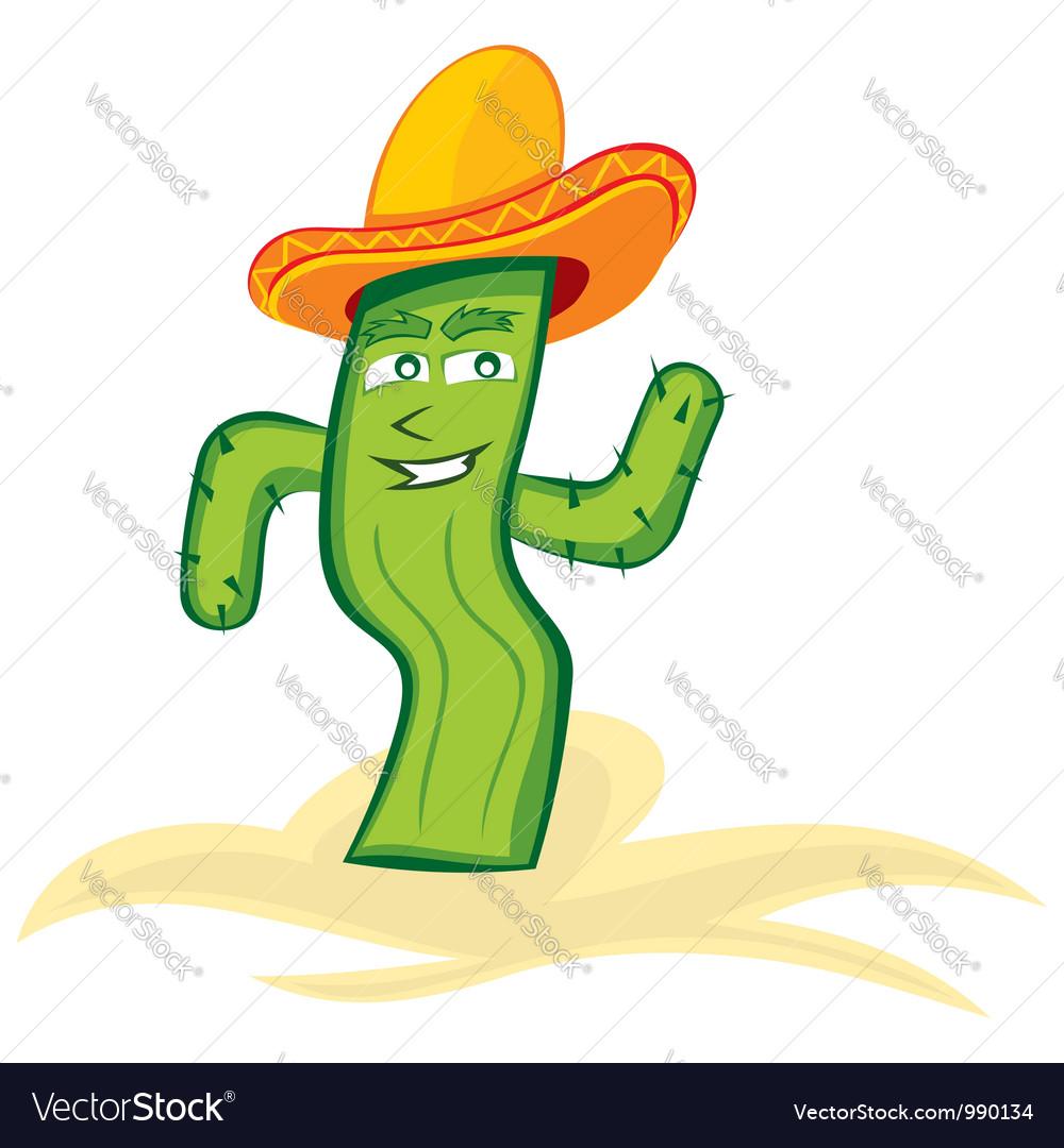 Mexican cactus vector   Price: 1 Credit (USD $1)