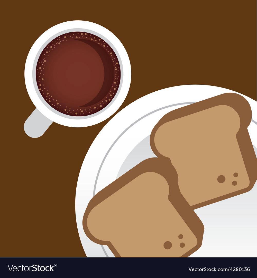 Delicious breakfast vector   Price: 1 Credit (USD $1)