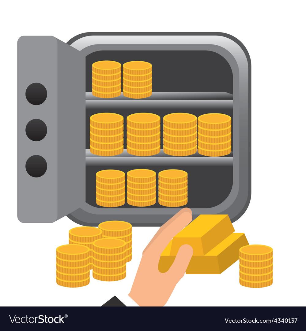 Money concept vector   Price: 1 Credit (USD $1)