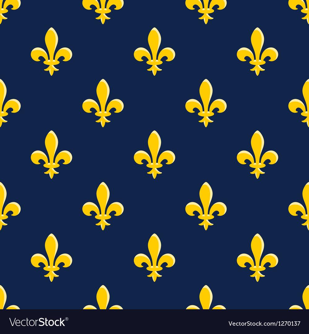 Yellow emblem pattern vector | Price: 1 Credit (USD $1)