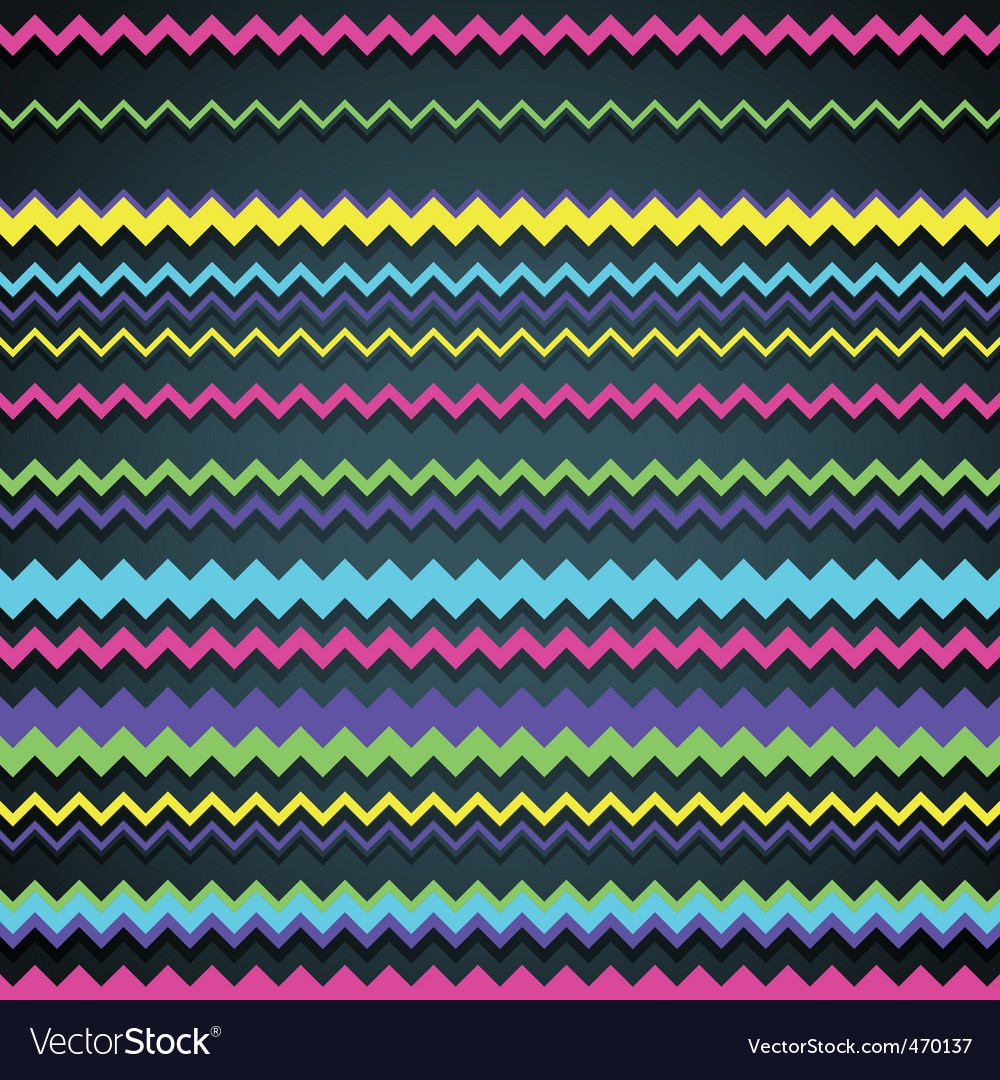 Zigzag background vector | Price: 1 Credit (USD $1)