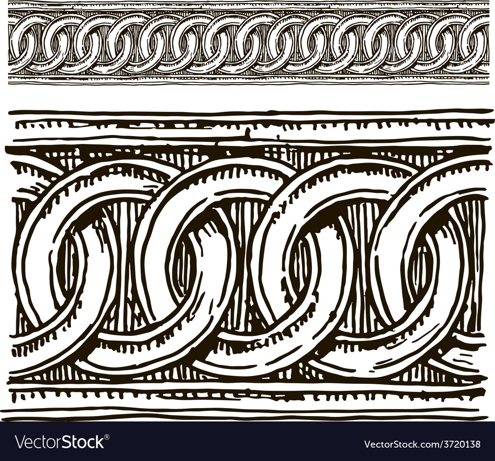 Baroque architectural detail vector | Price: 1 Credit (USD $1)
