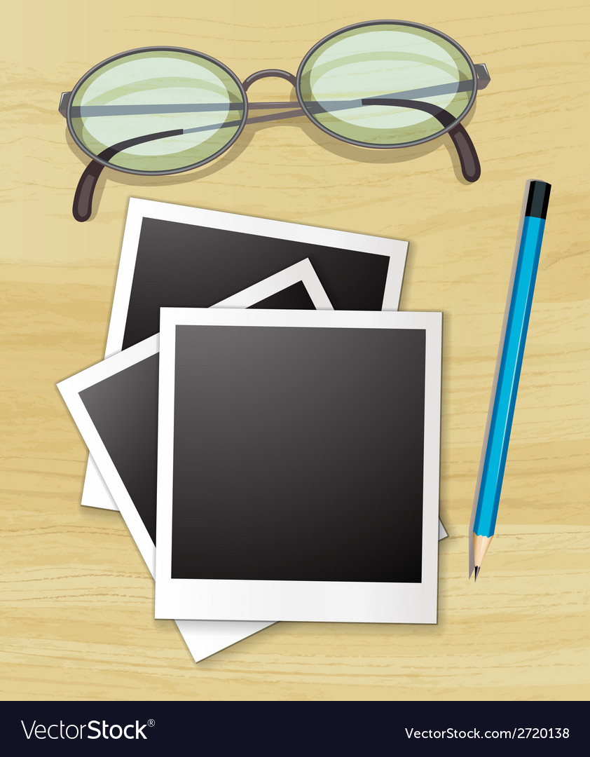 Blank photo vector | Price: 1 Credit (USD $1)