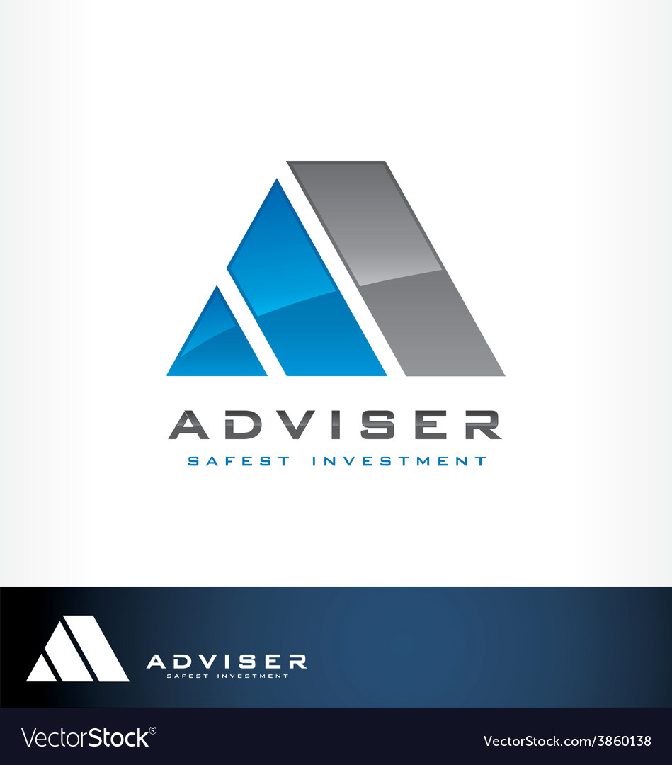 Finance adviser vector | Price: 1 Credit (USD $1)