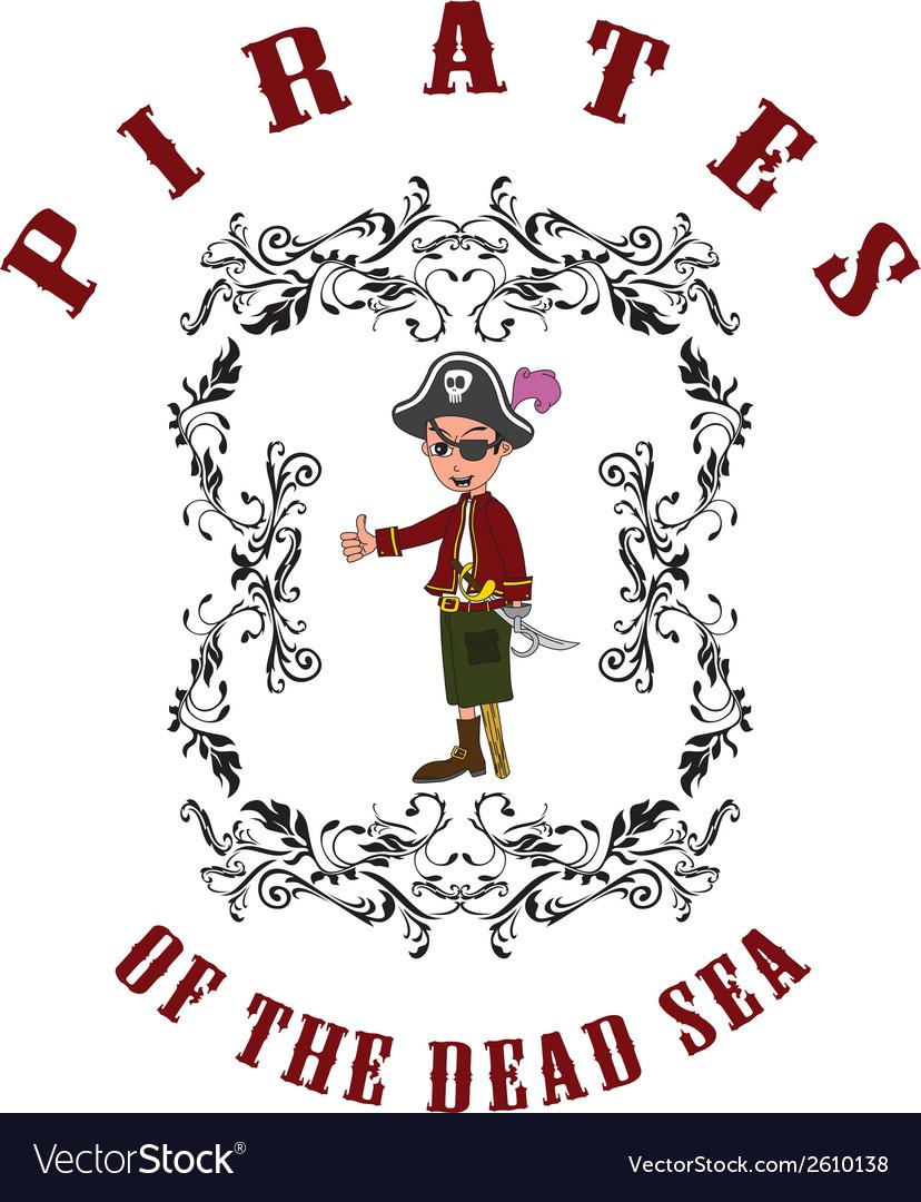 Pirates vector   Price: 1 Credit (USD $1)