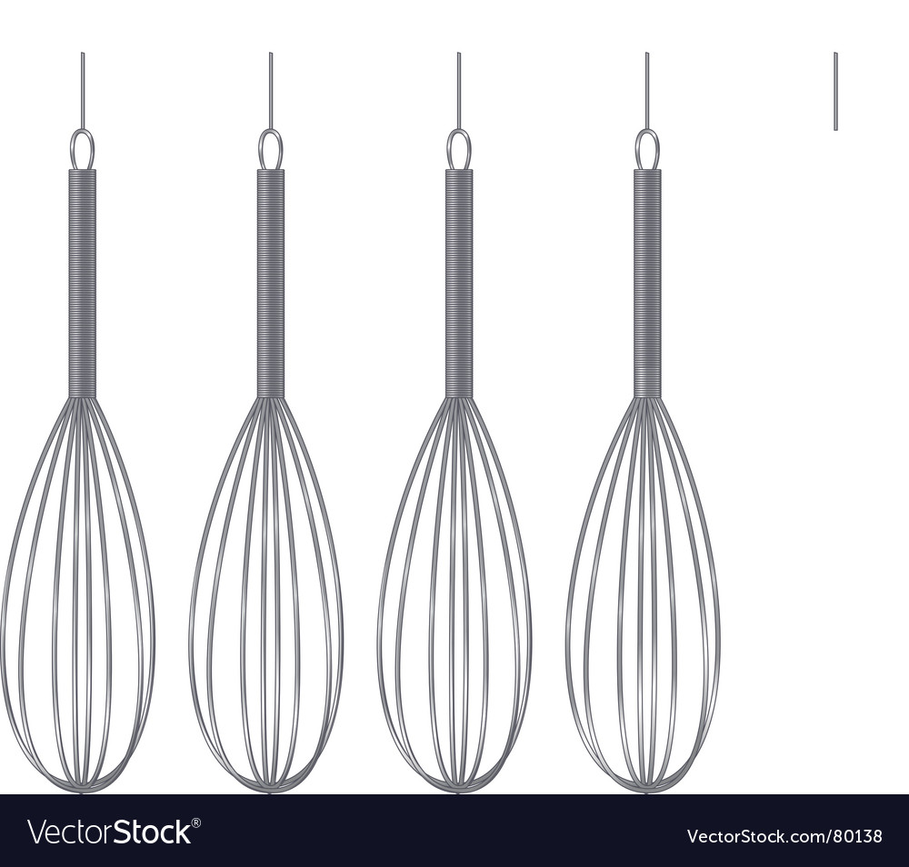 Whisks vector | Price: 1 Credit (USD $1)