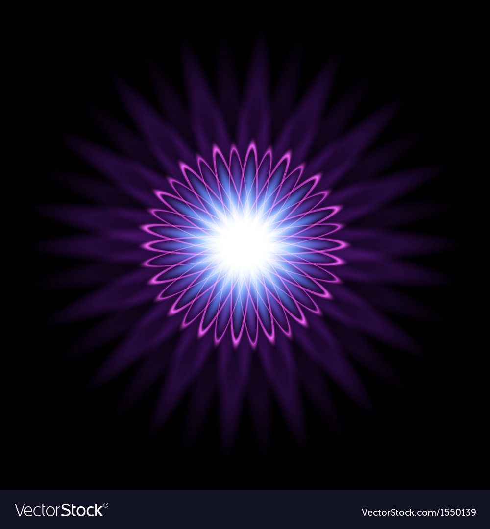 Abstract flare background vector   Price: 1 Credit (USD $1)