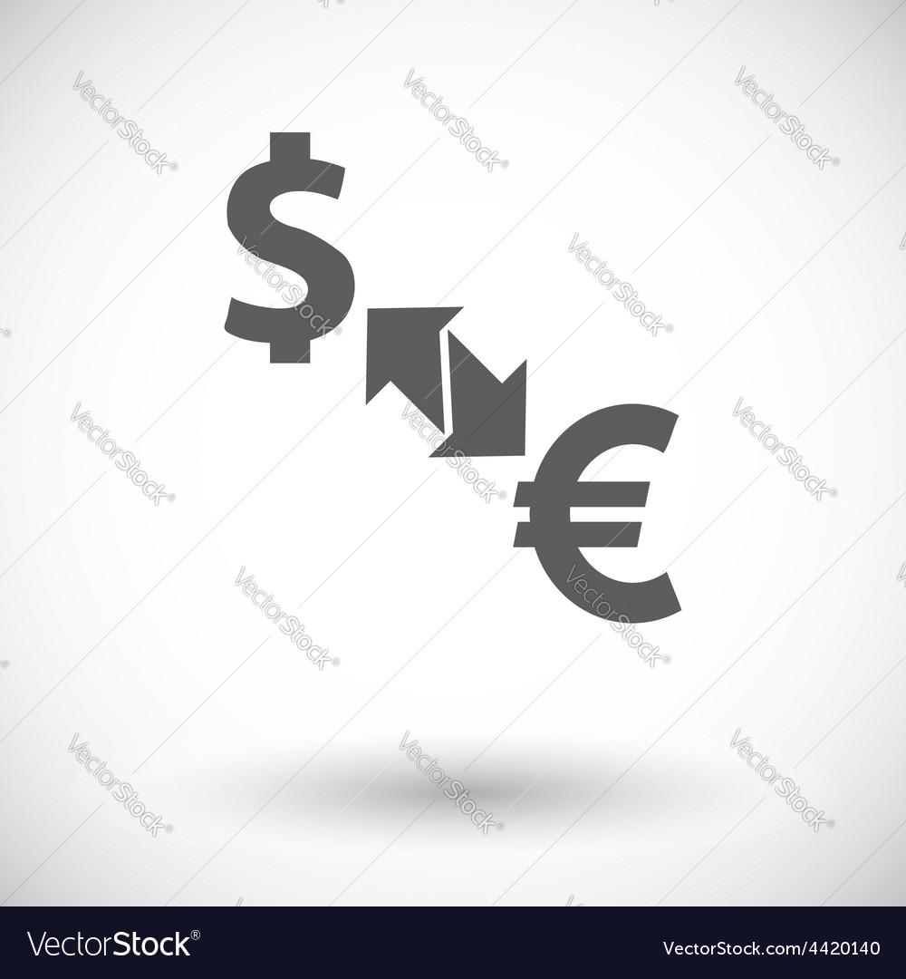 Currency exchange vector | Price: 1 Credit (USD $1)