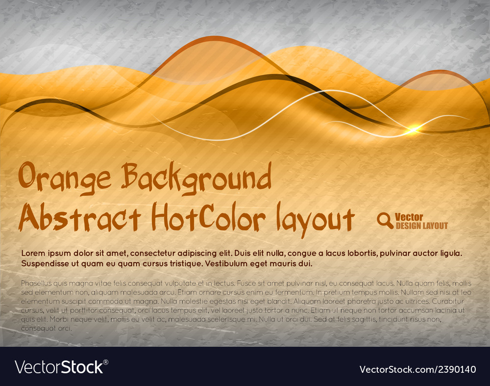 Hotcolor background vector | Price: 1 Credit (USD $1)