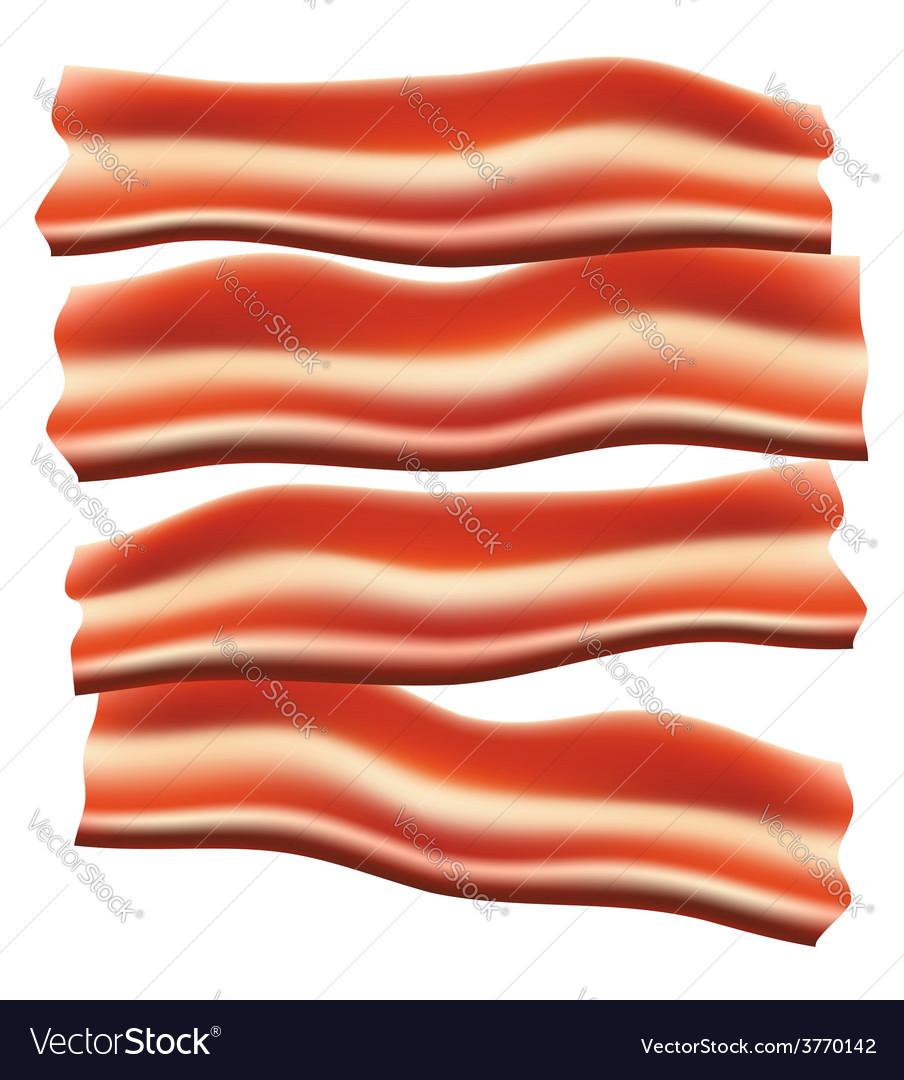 Bacon vector | Price: 1 Credit (USD $1)