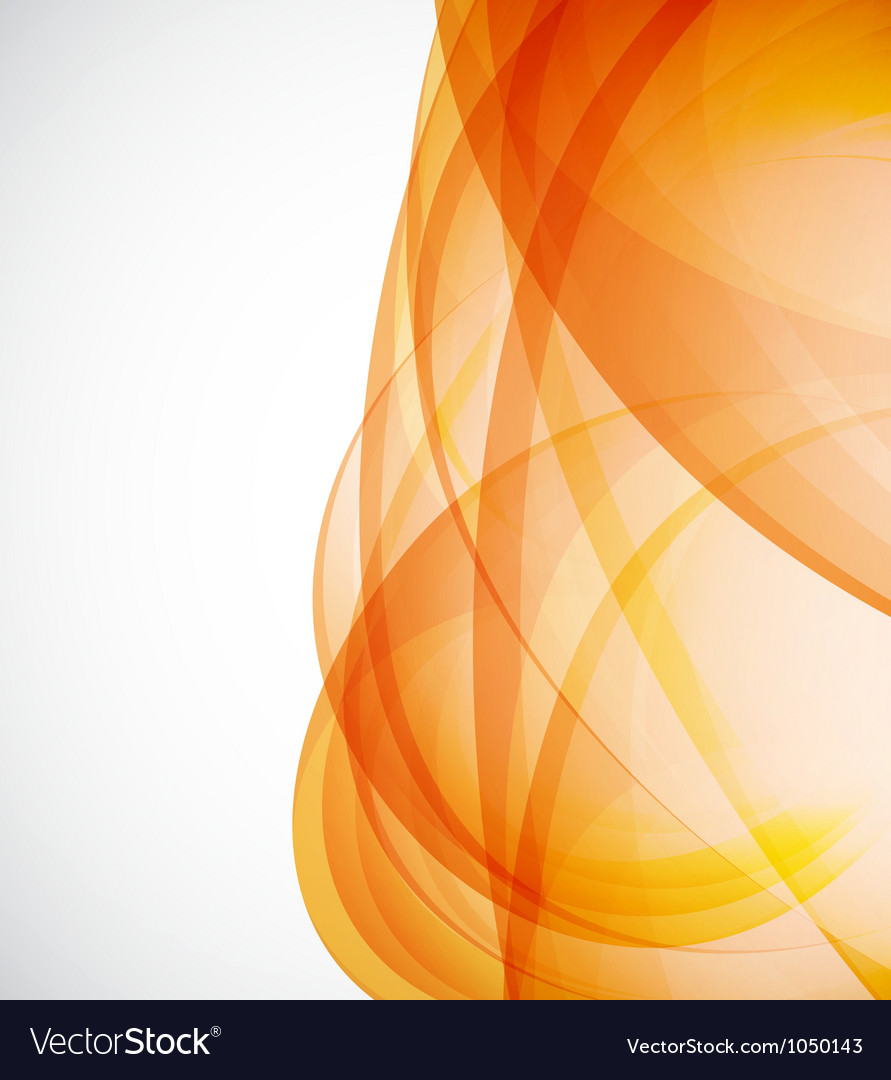 Sunshine orange background vector | Price: 1 Credit (USD $1)