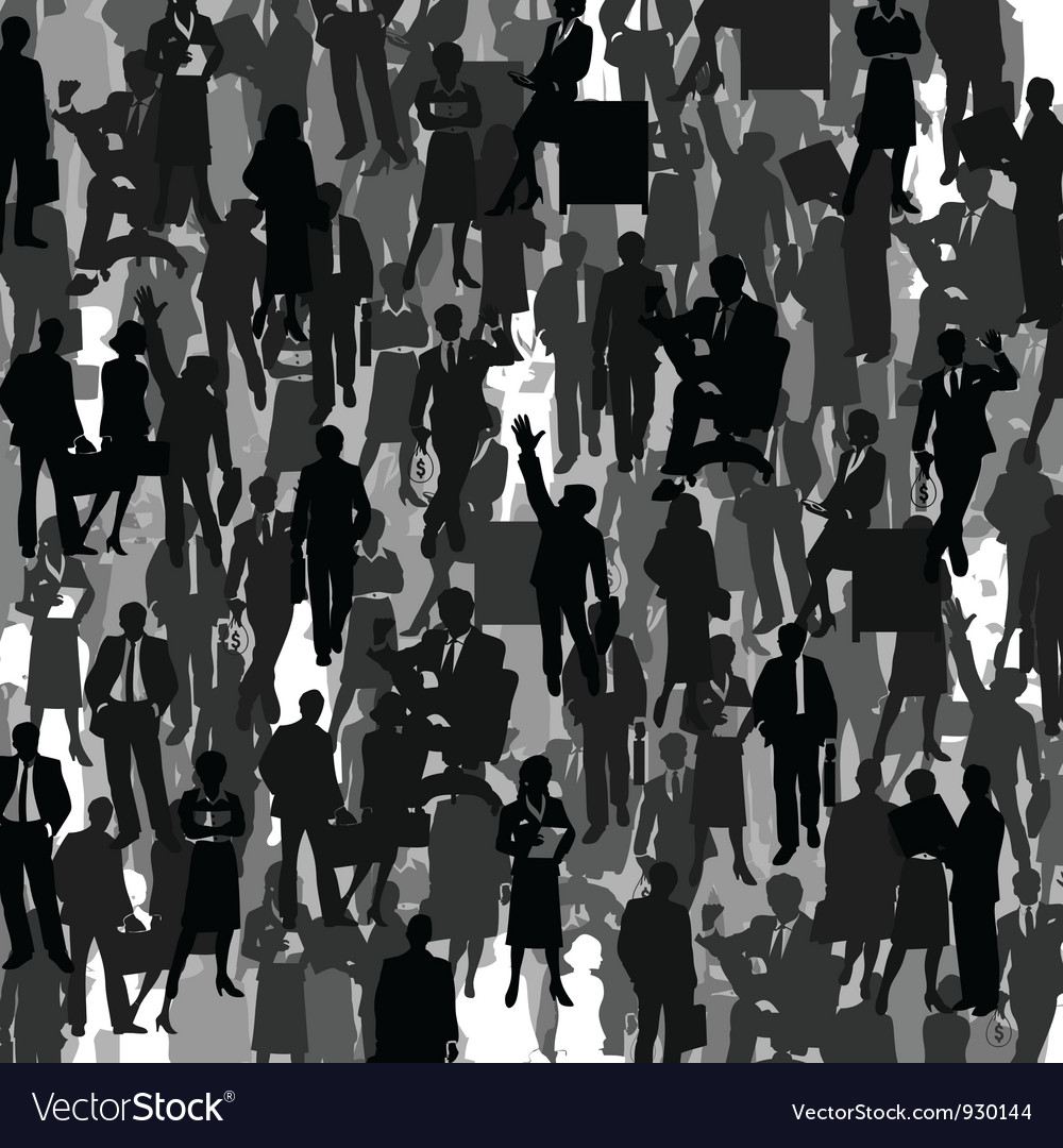 Business a background vector | Price: 1 Credit (USD $1)