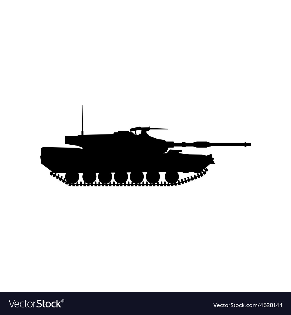 Weapon tank vector | Price: 1 Credit (USD $1)
