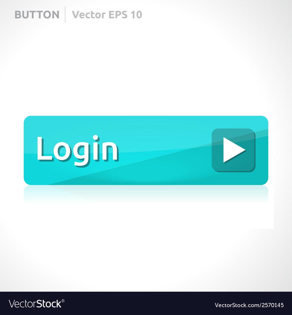 Login button template vector | Price: 1 Credit (USD $1)