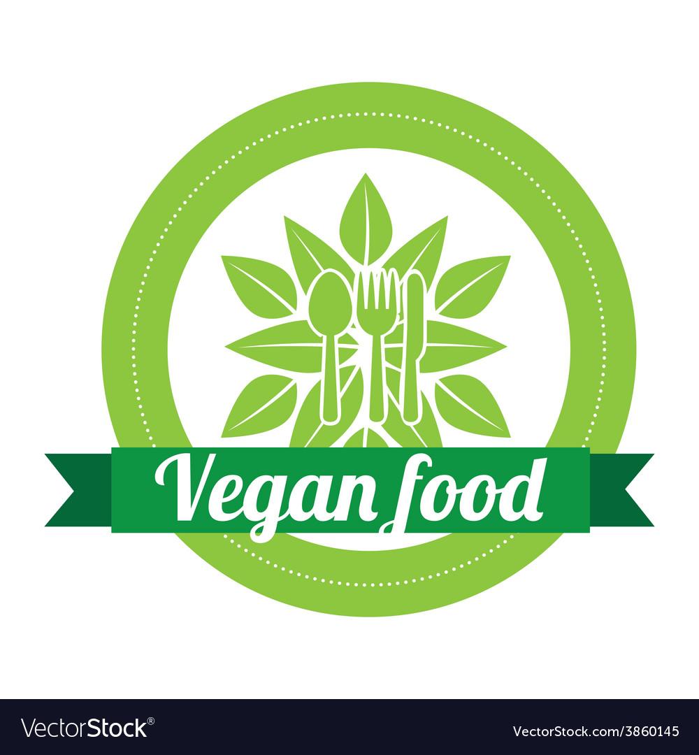 Vegan menu vector | Price: 1 Credit (USD $1)