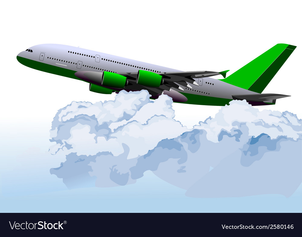 Al 0415 plane 02 vector | Price: 1 Credit (USD $1)