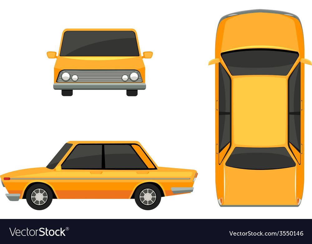 Car vector | Price: 1 Credit (USD $1)