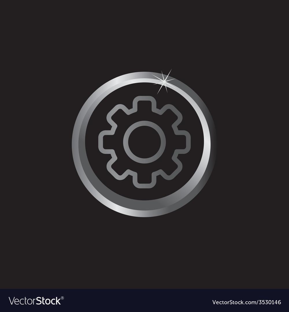 Icon button vector | Price: 1 Credit (USD $1)