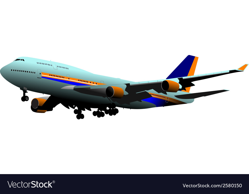 Al 0415 plane 03 vector | Price: 1 Credit (USD $1)