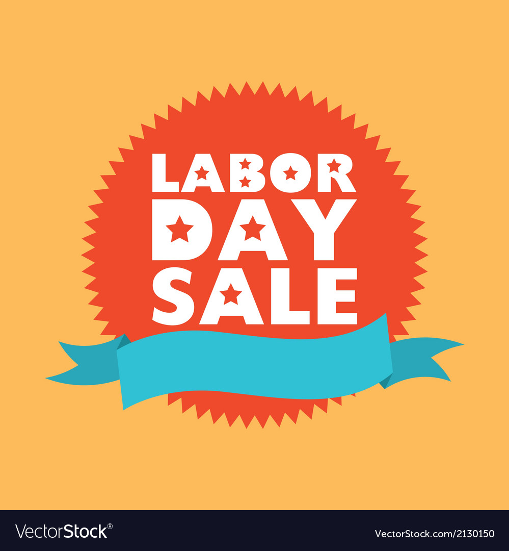 Labor day vector | Price: 1 Credit (USD $1)